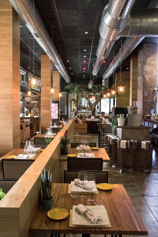 La dehesa café, restaurante en valencia